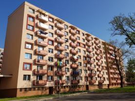 Prodej, byt 1+1, 35 m2, Olomouc, ul. Hraniční