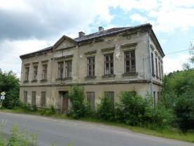 Prodej, nájemní dům, 600 m2, Pěnčín - Huť