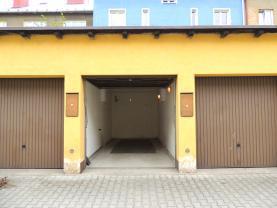 Pronájem, garáž, 18 m2, Ostrava Mariánské Hory, ul. Korunní