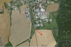 Prodej, pozemek 32300 m2, Lhota u Štenberka, okres Olomouc