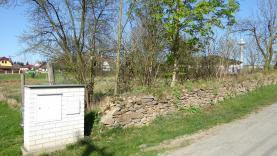 Prodej, pozemek, 1243 m2, Myslkovice