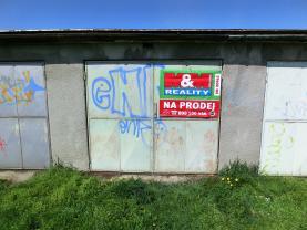 Prodej, garáž, Olomouc