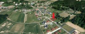 Prodej, stavební pozemek, 1009 m2, Rodvínov - Jindřiš