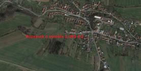 Prodej, pole, 1093 m2, Sebranice u Boskovic