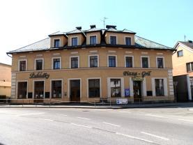 Prodej, obchodní objekt, Nová Paka, ul. Komenského