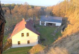 Prodej, mlýn, 600m2, Pozemek 26 604 m2 Prostiboř uTachova