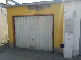Prodej, garáž, Ostrava, ul. U Nádraží