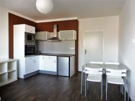 Pronájem, byt 1+kk, 29 m2, Jablonec nad Nisou, ul. 28. října
