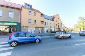 Pronájem, nebytové prostory, 56 m2, Horoměřice