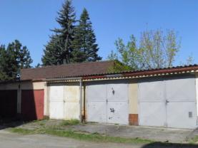Prodej, garáž, 19 m2, Třemošná, ul. Tyršova