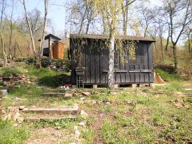 Prodej, zahrada, 450 m2, Malé Žernoseky