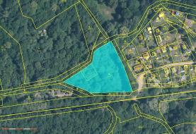 Prodej, stavební parcela, 3 744 m2, Krupka