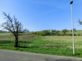 Prodej, stavební parcela 1771 m2, Korozluky, Most