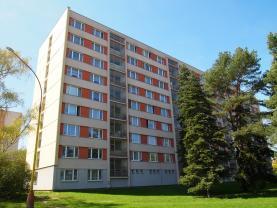 Prodej, byt 1+1, 37 m2, Milevsko, ul. Boženy Němcové