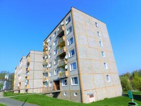 Prodej, byt 3+1, 71 m2, OV, Plesná, ul. Kostelní