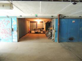 Prodej, garáž, 21 m2, Ostrava - Zábřeh, ul. Pavlovova