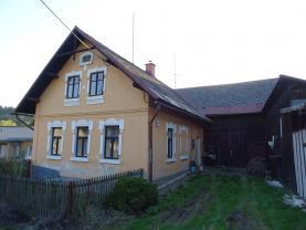 Prodej, rodinný dům, 2+1, Jílové u Držkova