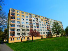 Prodej, byt 2+1, OV, Kadaň, ul. Chomutovská