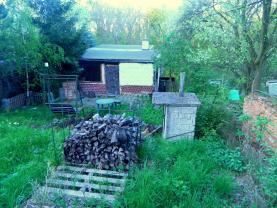 Prodej, zahrada, 1010 m2, Brno - Medlánky