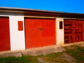 Prodej, garáž, 19 m2, Litoměříce