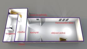 (Prodej, rodinný dům 2+1, 485 m2, Pavlovice u Kojetína), foto 3/4