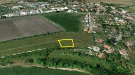 Prodej, stavební parcela, 1359 m2, Přerov n.Labem