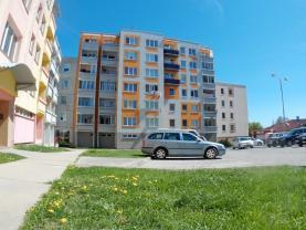 Pronájem, byt 3+1, 71 m2, Jindřichův Hradec, sídl. Hvězdárna
