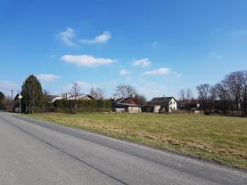 Prodej, stavební pozemek, 3570 m2, Kaňovice