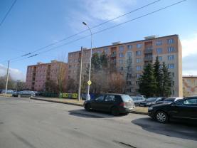 Prodej, byt 1+1, 35 m2, OV, Chomutov, ul. Zahradní