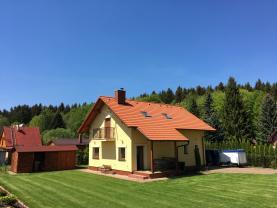 Prodej, rodinný dům 4+1, 130 m2, Černíny
