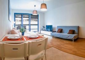 Prodej, 2+kk, 86 m2, OV, Praha 3 - Tower Garden