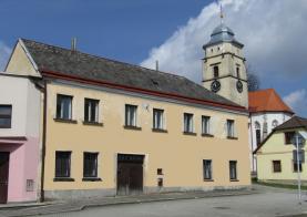 Prodej, rodinný dům, Kunžak, ul. Strmilovská