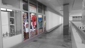 Pronájem, obchodní prostor, 12 m2, Brno, ul. Kubíčkova