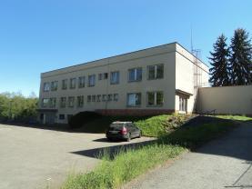 Pronájem, výrobní objekt, 850 m2, Horažďovice