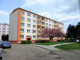 Prodej, byt 2+1, 54 m2, OV, Cheb, ul. V Zahradách