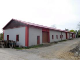 Pronájem, výrobní objekt, 406 m2, Herálec, Herálec na Moravě