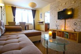 Prodej, byt, 3+1, 78 m2, DV, Chomutov, ul. Borová