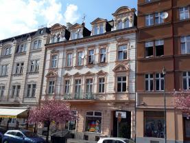 Pronájem, obchodní prostory 65 m2, Karlovy Vary, centrum