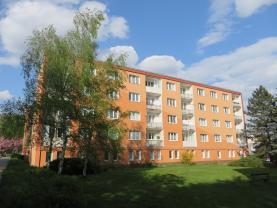 Prodej, byt 3+1, 72 m2, OV, Chomutov, ul. Vrchlického
