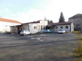 Pronájem, výrobní a skladové prostory, 1425 m2, Sokolov