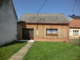 Prodej, rodinný dům 1+1, 1010 m2, Bystřice pod Lopeníkem