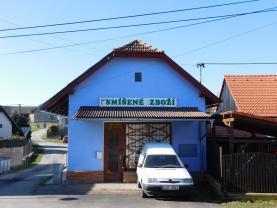 Prodej, obchodní objekt, 150 m2, Skvrňov