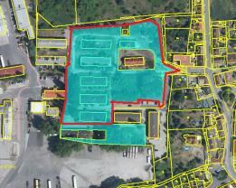 Prodej, stavební parcela, 14 000 m2 , Kladno - Dubí