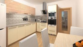 Prodej, byt 3+1, 66 m2, Ostrava, ul. Gen. Píky
