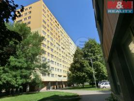 Prodej, byt 3+1, Moravská Ostrava, ul. Nádražní