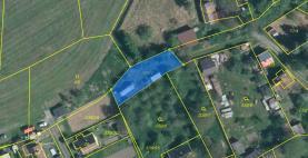 Prodej, pozemek s přívěsem, 406 m2, Nové Mitrovice