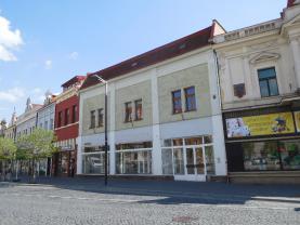 Pronájem, obchodní prostory, Mladá Boleslav