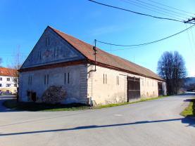Prodej, zemědělský objekt, 2360 m2, Radnice