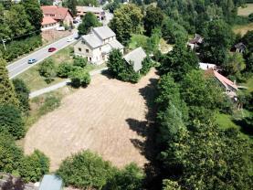 Prodej, stavební pozemek, 2112 m2, Nová Paka