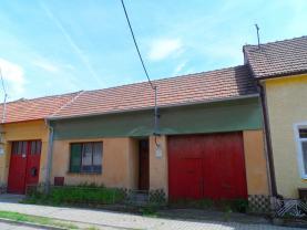Prodej, rodinný dům, Hrušky u Břeclavi